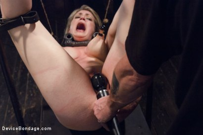 Photo number 15 from Cunt Punisher shot for Device Bondage on Kink.com. Featuring Winnie Rider in hardcore BDSM & Fetish porn.