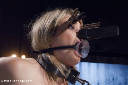 Photo number 8 from Cunt Punisher shot for Device Bondage on Kink.com. Featuring Winnie Rider in hardcore BDSM & Fetish porn.