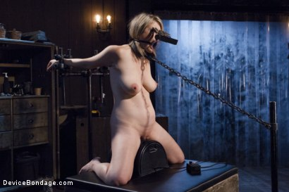 Photo number 9 from Cunt Punisher shot for Device Bondage on Kink.com. Featuring Winnie Rider in hardcore BDSM & Fetish porn.