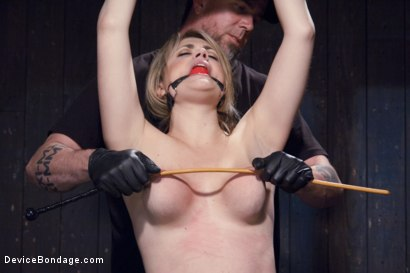 Photo number 13 from Cunt Punisher shot for Device Bondage on Kink.com. Featuring Winnie Rider in hardcore BDSM & Fetish porn.