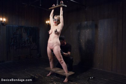 Photo number 1 from Cunt Punisher shot for Device Bondage on Kink.com. Featuring Winnie Rider in hardcore BDSM & Fetish porn.