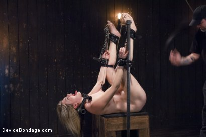 Photo number 5 from Cunt Punisher shot for Device Bondage on Kink.com. Featuring Winnie Rider in hardcore BDSM & Fetish porn.