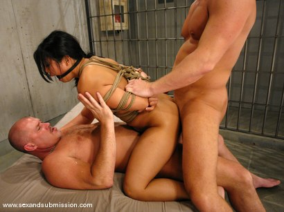 Photo number 11 from Mark Davis, Mika Tan and Alex Sanders shot for Sex And Submission on Kink.com. Featuring Mark Davis, Mika Tan and Alex Sanders in hardcore BDSM & Fetish porn.