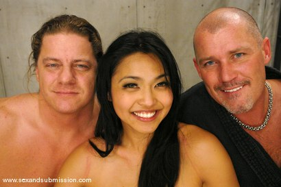 Photo number 15 from Mark Davis, Mika Tan and Alex Sanders shot for Sex And Submission on Kink.com. Featuring Mark Davis, Mika Tan and Alex Sanders in hardcore BDSM & Fetish porn.