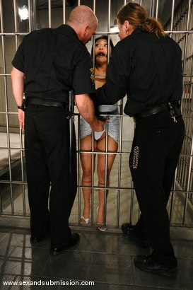 Photo number 2 from Mark Davis, Mika Tan and Alex Sanders shot for Sex And Submission on Kink.com. Featuring Mark Davis, Mika Tan and Alex Sanders in hardcore BDSM & Fetish porn.