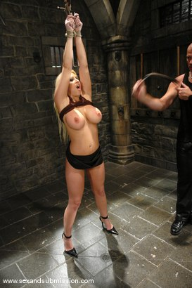 Photo number 1 from Candy Manson and Mark Davis shot for Sex And Submission on Kink.com. Featuring Mark Davis and Candy Manson in hardcore BDSM & Fetish porn.