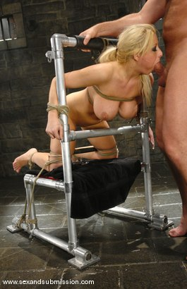 Photo number 6 from Candy Manson and Mark Davis shot for Sex And Submission on Kink.com. Featuring Mark Davis and Candy Manson in hardcore BDSM & Fetish porn.