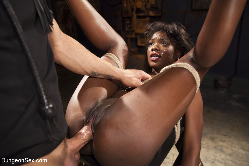 Black Bondage Sex