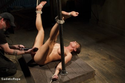 Photo number 4 from Ariel X Will Submit shot for Sadistic Rope on Kink.com. Featuring Ariel X in hardcore BDSM & Fetish porn.