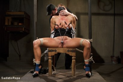 Photo number 6 from Ariel X Will Submit shot for Sadistic Rope on Kink.com. Featuring Ariel X in hardcore BDSM & Fetish porn.