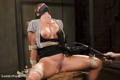 Photo number 8 from Ariel X Will Submit shot for Sadistic Rope on Kink.com. Featuring Ariel X in hardcore BDSM & Fetish porn.