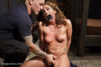 Photo number 10 from Squirting Bondage Sex!! shot for Brutal Sessions on Kink.com. Featuring Derrick Pierce and Savannah Fox in hardcore BDSM & Fetish porn.