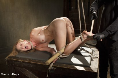 Photo number 13 from Mona Wales Punished!! shot for Sadistic Rope on Kink.com. Featuring Mona Wales in hardcore BDSM & Fetish porn.