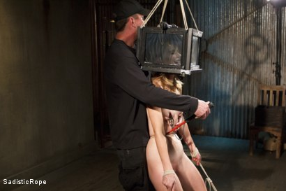 Photo number 15 from Mona Wales Punished!! shot for Sadistic Rope on Kink.com. Featuring Mona Wales in hardcore BDSM & Fetish porn.