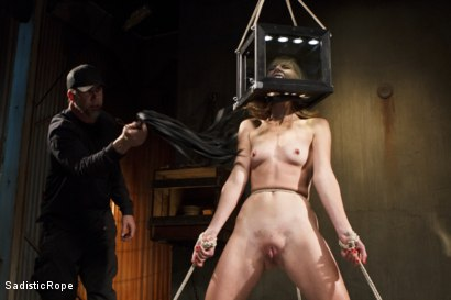 Photo number 2 from Mona Wales Punished!! shot for Sadistic Rope on Kink.com. Featuring Mona Wales in hardcore BDSM & Fetish porn.