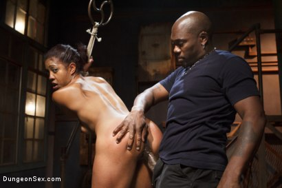Photo number 14 from Hard and Fast shot for Dungeon Sex on Kink.com. Featuring Lotus Lain and Jack Hammer in hardcore BDSM & Fetish porn.