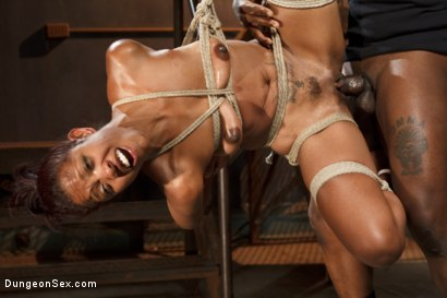 Photo number 7 from Hard and Fast shot for Dungeon Sex on Kink.com. Featuring Lotus Lain and Jack Hammer in hardcore BDSM & Fetish porn.