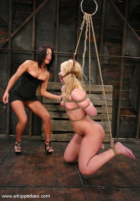Photo number 4 from Sandra Romain and Taylor Jolie shot for Whipped Ass on Kink.com. Featuring Sandra Romain and Taylor Jolie in hardcore BDSM & Fetish porn.