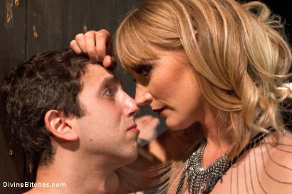 Photo number 13 from Deviant Tart shot for Divine Bitches on Kink.com. Featuring Mona Wales and Jay West in hardcore BDSM & Fetish porn.
