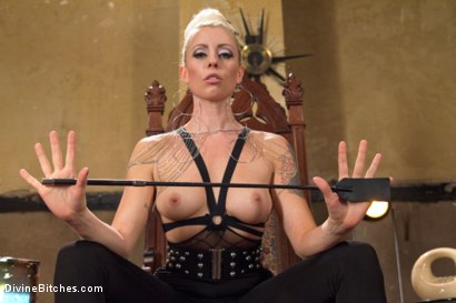 Photo number 2 from A Divine Bitch ALWAYS gets what she wants. shot for Divine Bitches on Kink.com. Featuring Artemis Faux and Lorelei Lee in hardcore BDSM & Fetish porn.