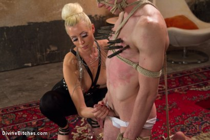Photo number 12 from A Divine Bitch ALWAYS gets what she wants. shot for Divine Bitches on Kink.com. Featuring Artemis Faux and Lorelei Lee in hardcore BDSM & Fetish porn.