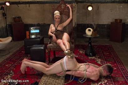 Photo number 7 from A Divine Bitch ALWAYS gets what she wants. shot for Divine Bitches on Kink.com. Featuring Artemis Faux and Lorelei Lee in hardcore BDSM & Fetish porn.
