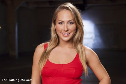 Photo number 1 from Slave Training Carter Cruise, Day One shot for The Training Of O on Kink.com. Featuring Carter Cruise and Owen Gray in hardcore BDSM & Fetish porn.
