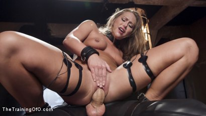 Photo number 10 from Slave Training Carter Cruise, Day One shot for The Training Of O on Kink.com. Featuring Carter Cruise and Owen Gray in hardcore BDSM & Fetish porn.