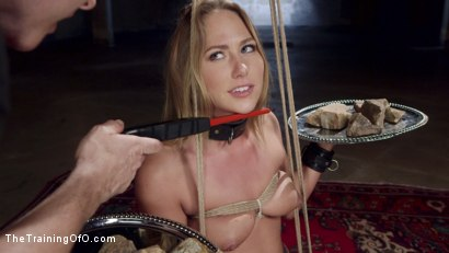 Photo number 3 from Slave Training Carter Cruise, Day One shot for The Training Of O on Kink.com. Featuring Carter Cruise and Owen Gray in hardcore BDSM & Fetish porn.