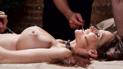 Photo number 10 from Domestic Anal MILF Training Syren de Mer, Day Two shot for The Training Of O on Kink.com. Featuring Owen Gray and Syren de Mer in hardcore BDSM & Fetish porn.