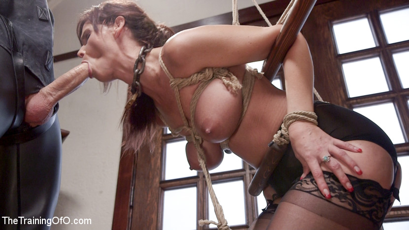 The Training of O, Hardcore BDSM Porn
