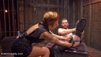 Photo number 15 from Fisting: Vaginal & Anal  shot for Kink University on Kink.com. Featuring Andre Shakti, Sebastian Keys and Joey Minx in hardcore BDSM & Fetish porn.