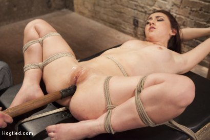 Photo number 11 from Mandy's Anal Bondage Fantasy shot for Hogtied on Kink.com. Featuring Sgt. Major and Mandy Muse in hardcore BDSM & Fetish porn.
