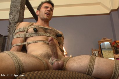 Drop Dead Handsome - Super Straight - Big Cock - First Time on Video
