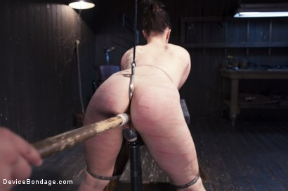 Photo number 12 from Relentless Torment  shot for Device Bondage on Kink.com. Featuring Orlando and Katharine Cane in hardcore BDSM & Fetish porn.