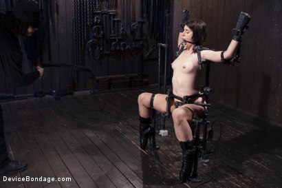 Photo number 9 from Relentless Torment  shot for Device Bondage on Kink.com. Featuring Orlando and Katharine Cane in hardcore BDSM & Fetish porn.