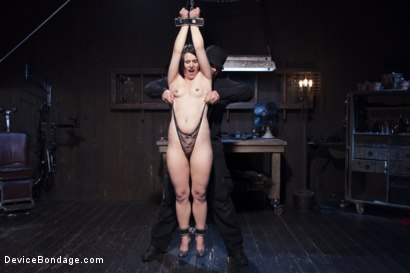 Photo number 3 from Relentless Torment  shot for Device Bondage on Kink.com. Featuring Orlando and Katharine Cane in hardcore BDSM & Fetish porn.