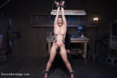Photo number 4 from Relentless Torment  shot for Device Bondage on Kink.com. Featuring Orlando and Katharine Cane in hardcore BDSM & Fetish porn.