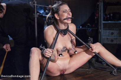 Photo number 12 from Misery shot for Device Bondage on Kink.com. Featuring Orlando and Missy Minks in hardcore BDSM & Fetish porn.