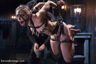 Photo number 2 from Misery shot for Device Bondage on Kink.com. Featuring Orlando and Missy Minks in hardcore BDSM & Fetish porn.