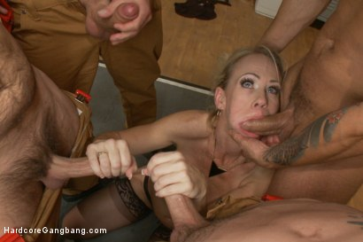 Photo number 10 from It takes five thick fire hoses to drench Simone Sonay's hot MILF cunt shot for Hardcore Gangbang on Kink.com. Featuring Tommy Pistol, John Strong, Gage Sin, Mr. Pete, Simone Sonay and Alex Legend in hardcore BDSM & Fetish porn.
