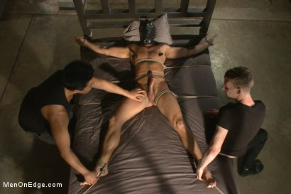 Photo number 8 from Jessie Colter edged and cum on his face shot for Men On Edge on Kink.com. Featuring Jessie Colter in hardcore BDSM & Fetish porn.