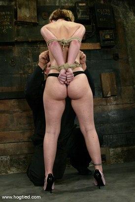 Photo number 2 from Gen Padova shot for Hogtied on Kink.com. Featuring Gen Padova in hardcore BDSM & Fetish porn.