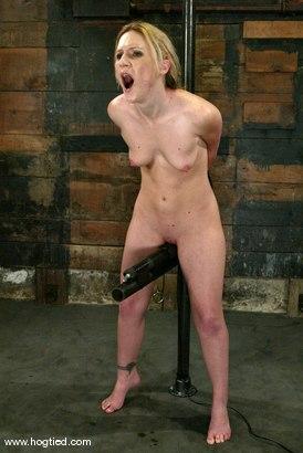 Photo number 9 from Gen Padova shot for Hogtied on Kink.com. Featuring Gen Padova in hardcore BDSM & Fetish porn.