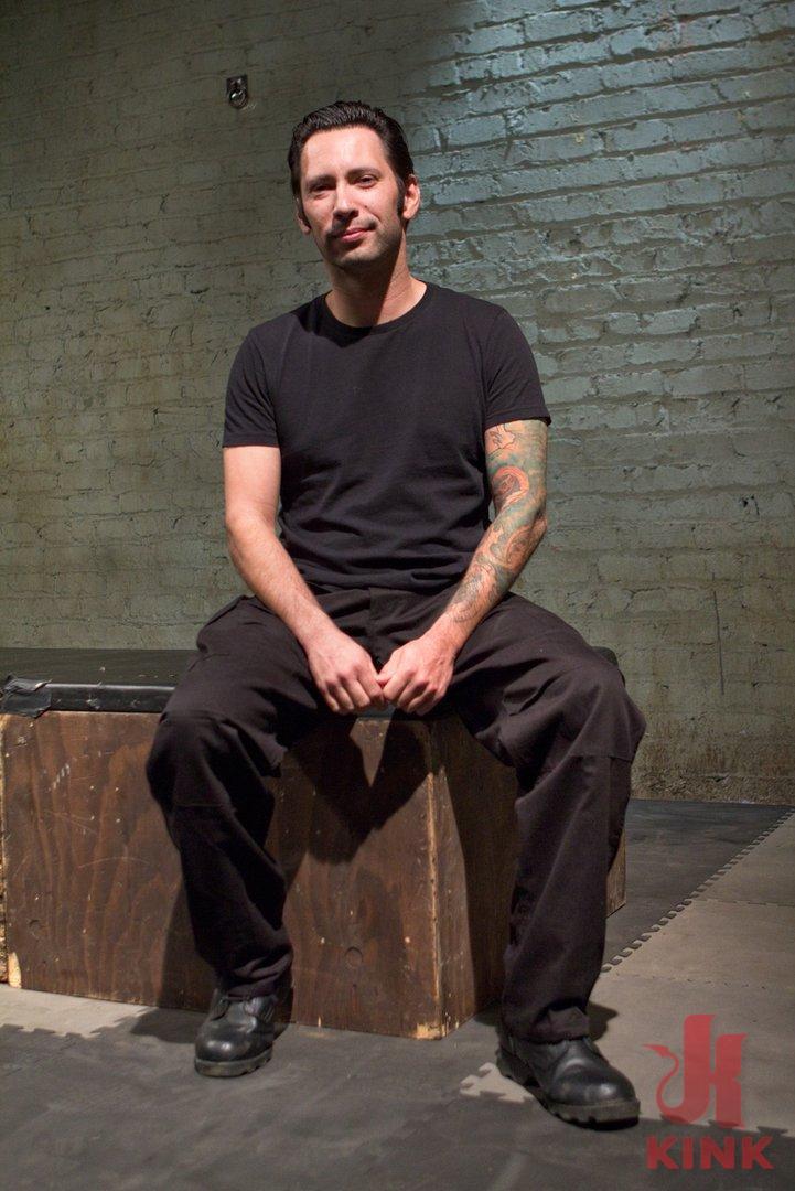 Photo number 3 from High End Slut services BDSM Gentlemen's Club!! shot for Hardcore Gangbang on Kink.com. Featuring Ramon Nomar, John Strong, Owen Gray, Gage Sin, Tommy Pistol and Ashlee Graham in hardcore BDSM & Fetish porn.