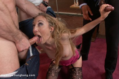 Photo number 8 from Emma's Dream Job Interview turns into her Biggest Fantasy! shot for Hardcore Gangbang on Kink.com. Featuring Emma Haize, Karlo Karrera, John Strong, Mickey Mod, Gage Sin and Jay Smooth in hardcore BDSM & Fetish porn.