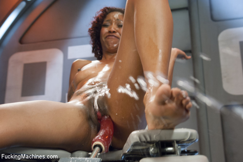 Bdsm Fuck Machine Squirt