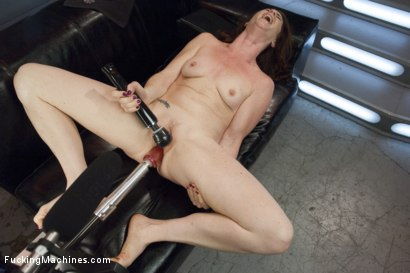 Photo number 10 from Cici shows us the power of her orgasms from ass & pussy FuckingMachines shot for Fucking Machines on Kink.com. Featuring CiCi Rhodes in hardcore BDSM & Fetish porn.