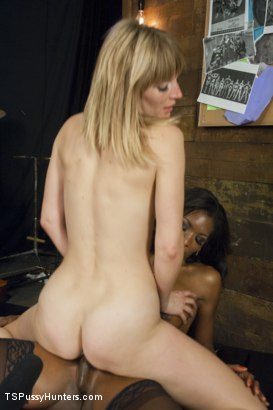 Photo number 10 from Not in My Club -Natassia Dreams Schools Mona on the art of Rock n Roll shot for TS Pussy Hunters on Kink.com. Featuring Natassia Dreams and Mona Wales in hardcore BDSM & Fetish porn.