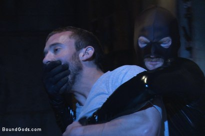Photo number 7 from Unwilling Onyx Recruit Mike Gaite - The Onyx & The Redz Series shot for Bound Gods on Kink.com. Featuring Adam Herst and Mike Gaite in hardcore BDSM & Fetish porn.